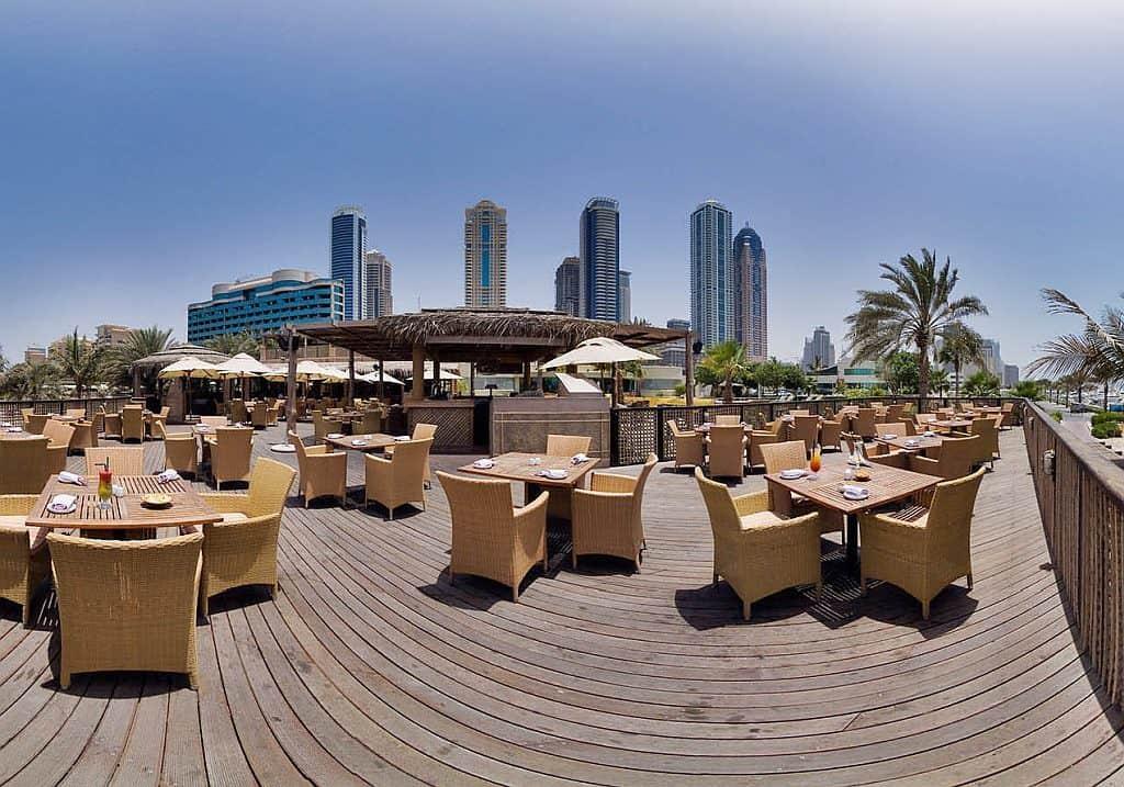 Dubai Strandclub Barasti