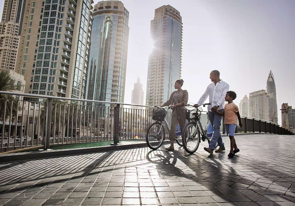 Bikesharing Dubai