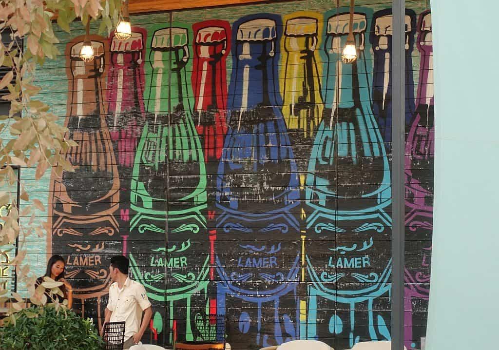 Street Art Dubai La Mer