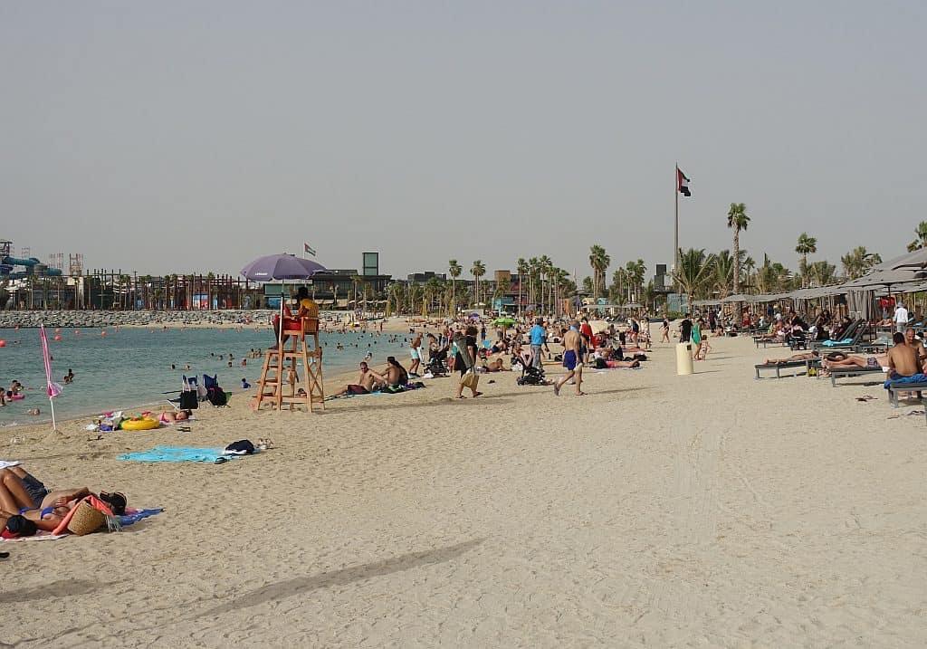 öffentliche Strände South Beach La Mer