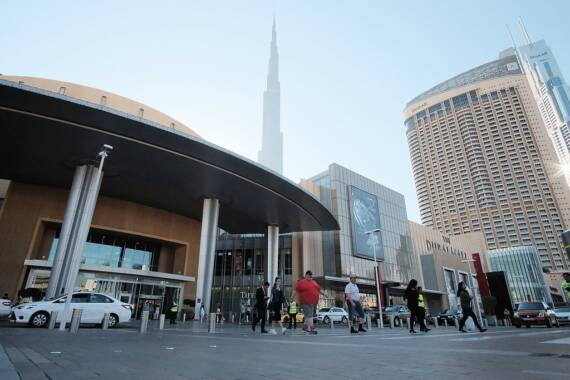 Dubai Mall Downtown