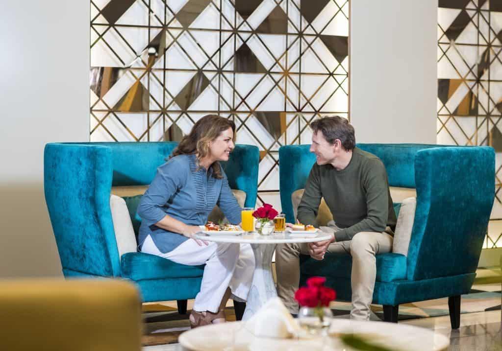 Lounge Gäste Dubai Airport