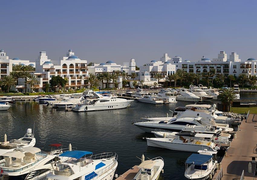 Marina Park Hyatt Dubai