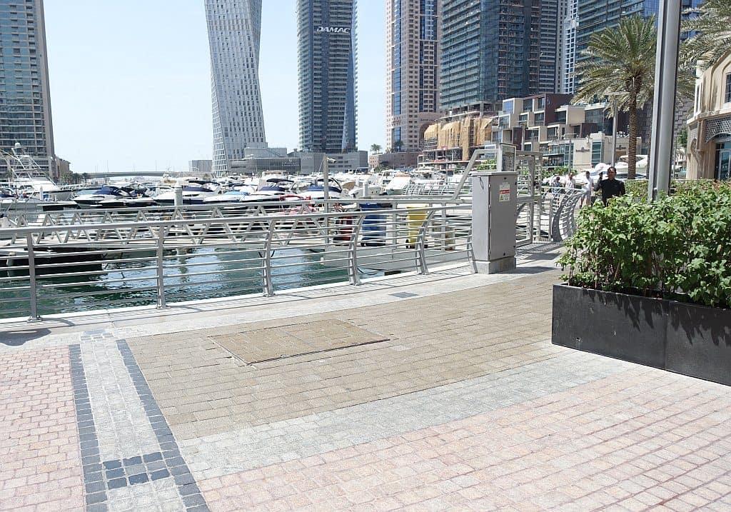 Walk Dubai Marina