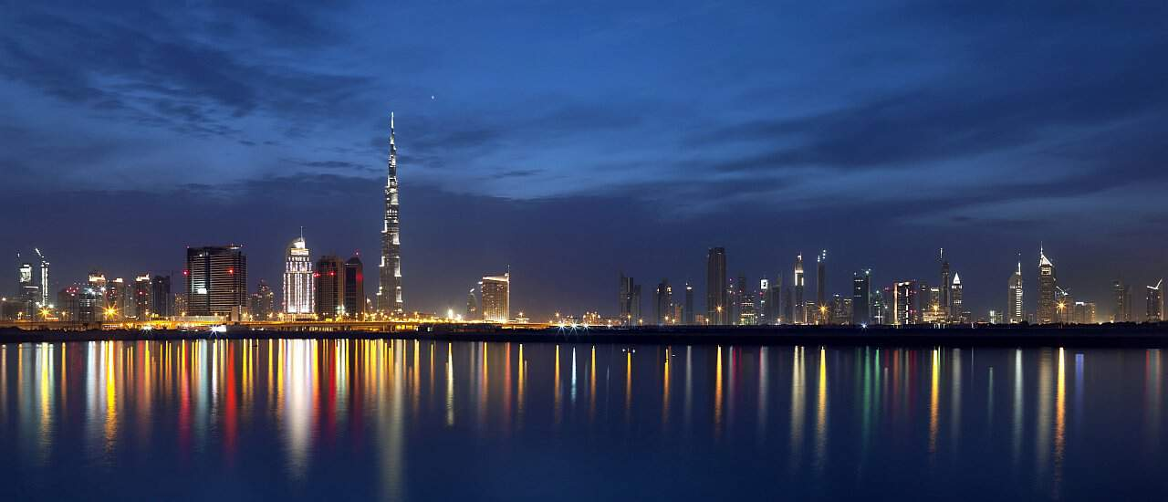 Messe Skyline Dubai