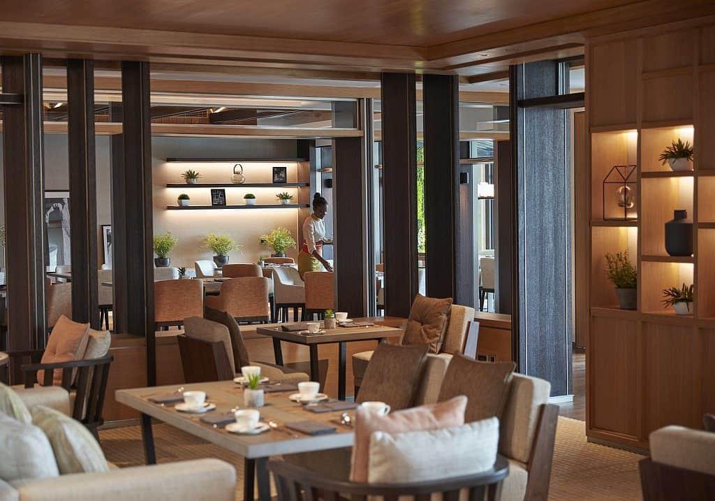 Club Bereich Mandarin Oriental Dubai