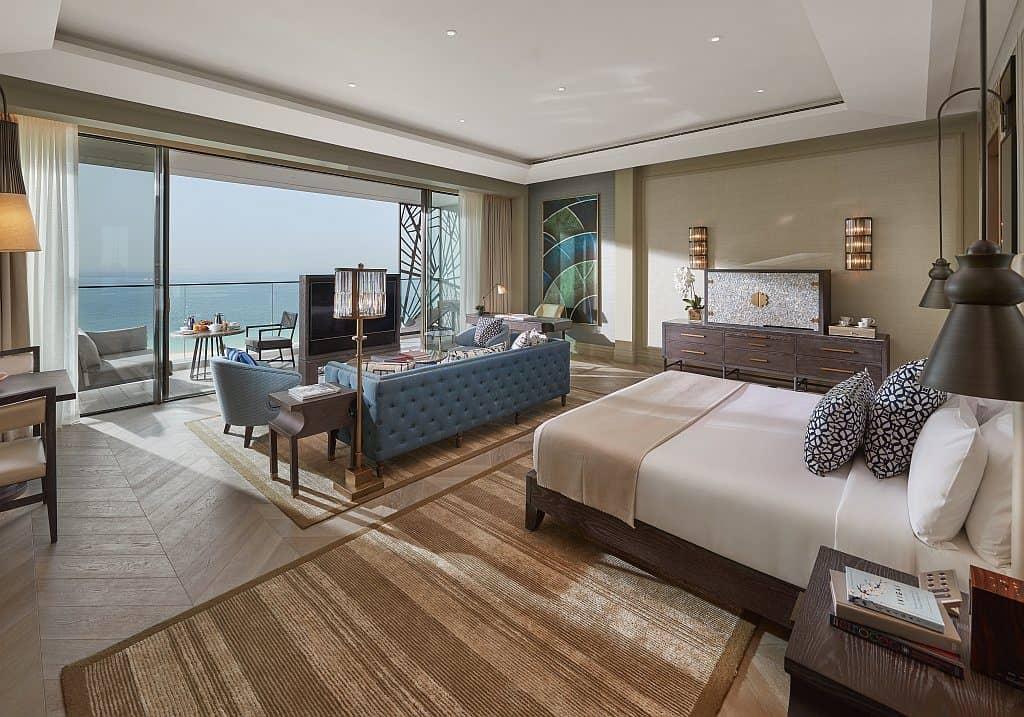 Suite Mandarin Oriental Dubai