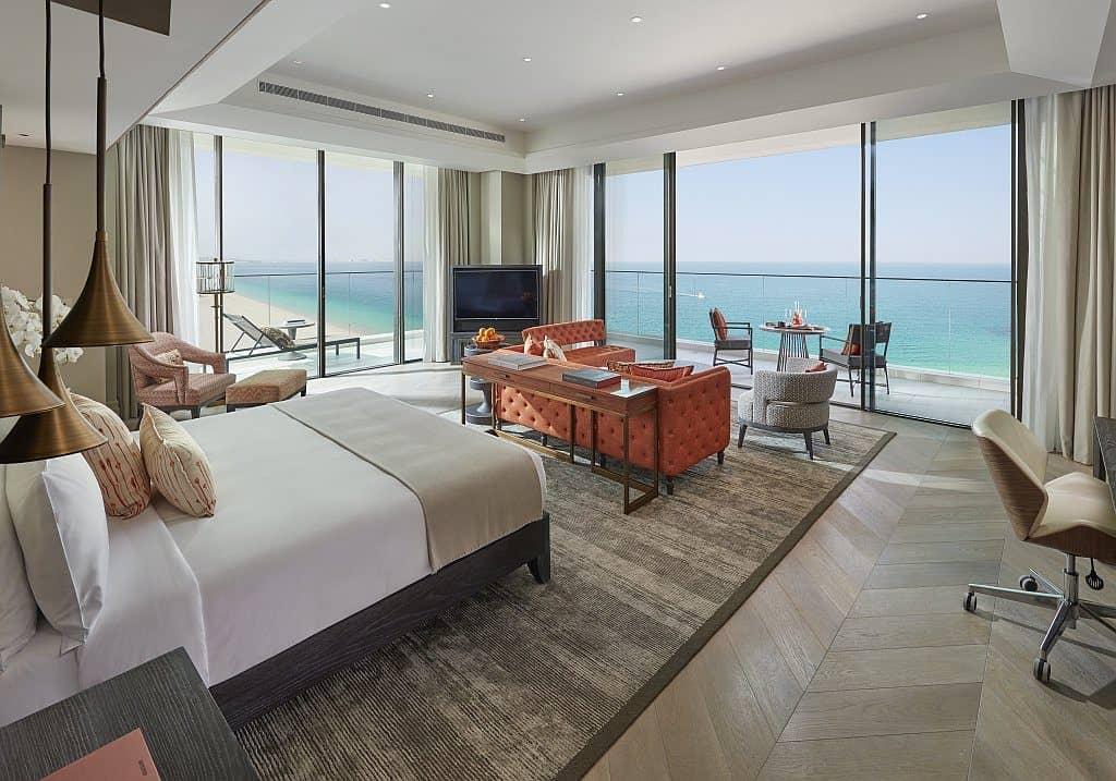 Suite Meerblick Mandarin Oriental Dubai