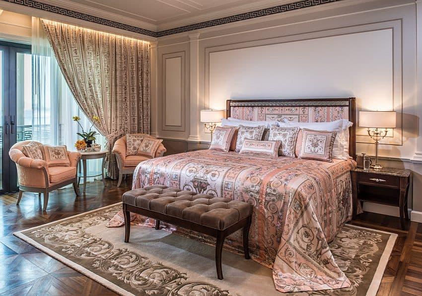 Barockes Flair Palazzo Versace Dubai