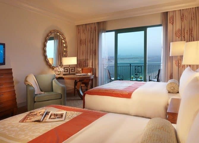 Palm Beach Deluxe Room, Atlantis The Palm Dubai