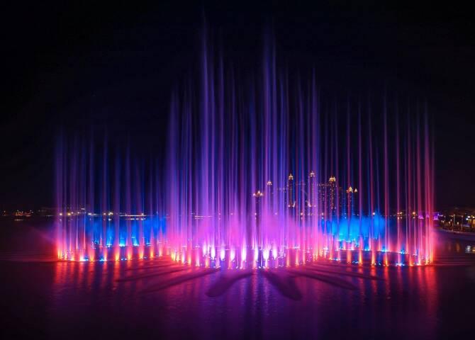 Palm Fountain Dubai