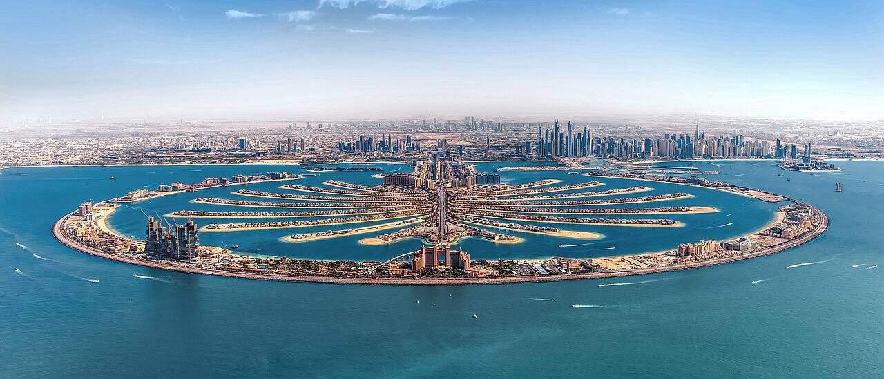 Palmeninsel Dubai