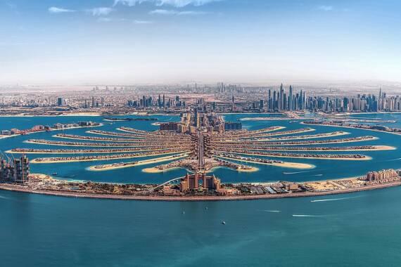 Palm Jumeirah: Die besten Aktivitäten auf Dubais Palmeninsel