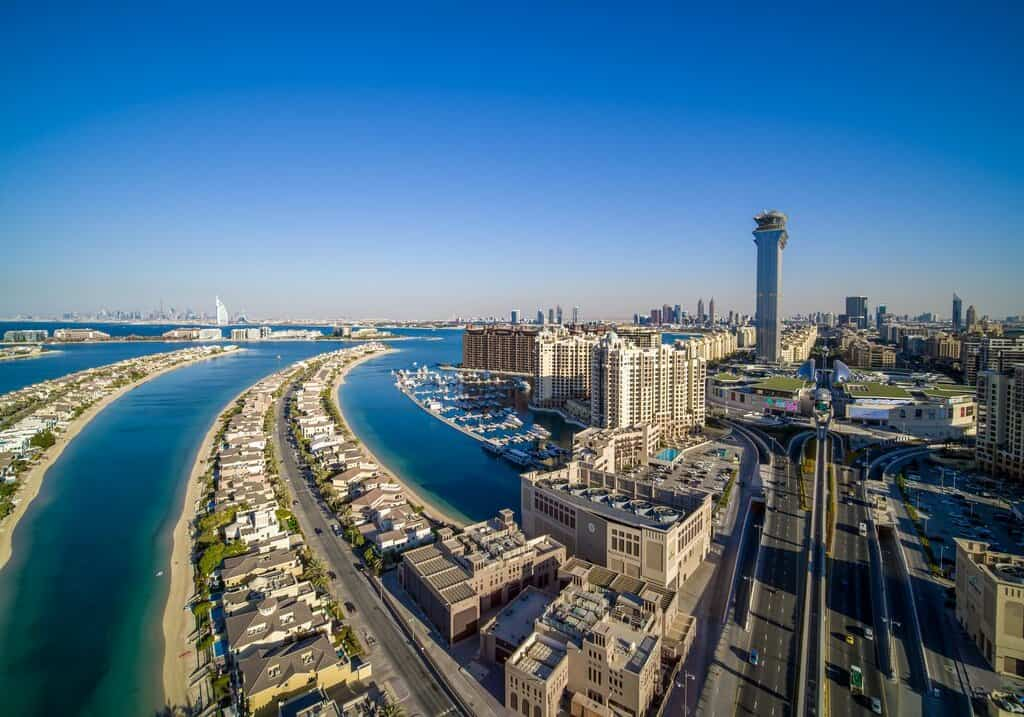 Palm Jumeirah Tower