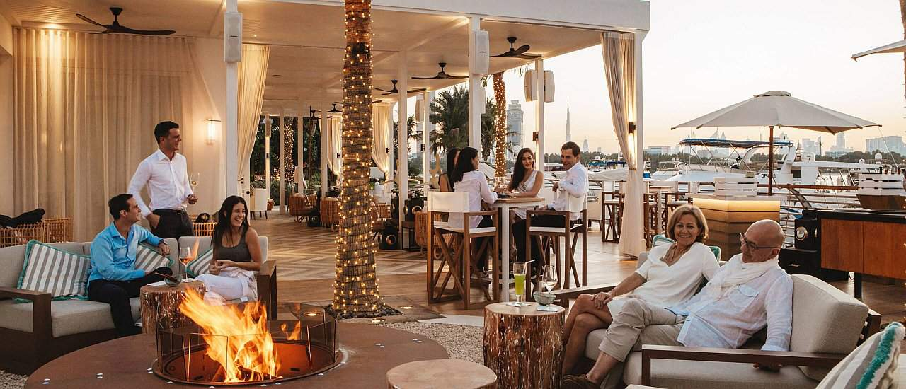 HTe Promenade Park Hyatt Dubai