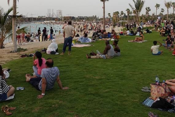 Die schönsten Plätze fürs Picknick in Dubai