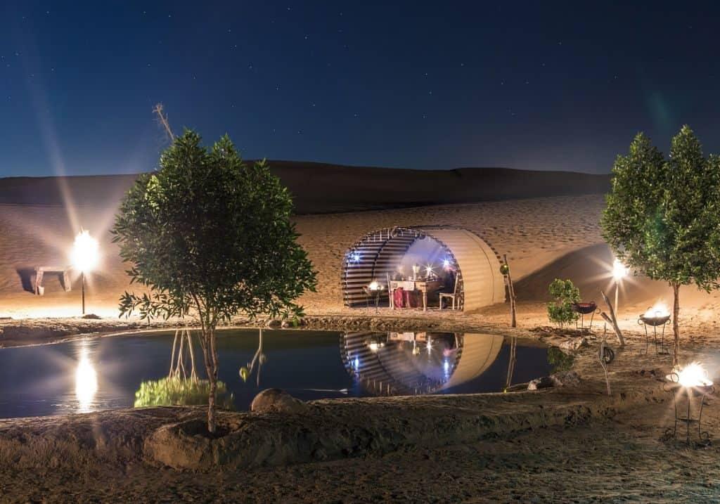 Dinner Safari Dubai