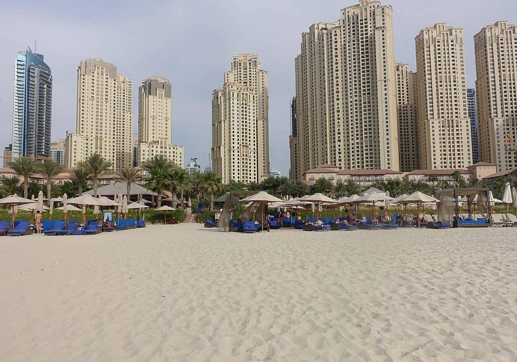 Strand JBR Dubai