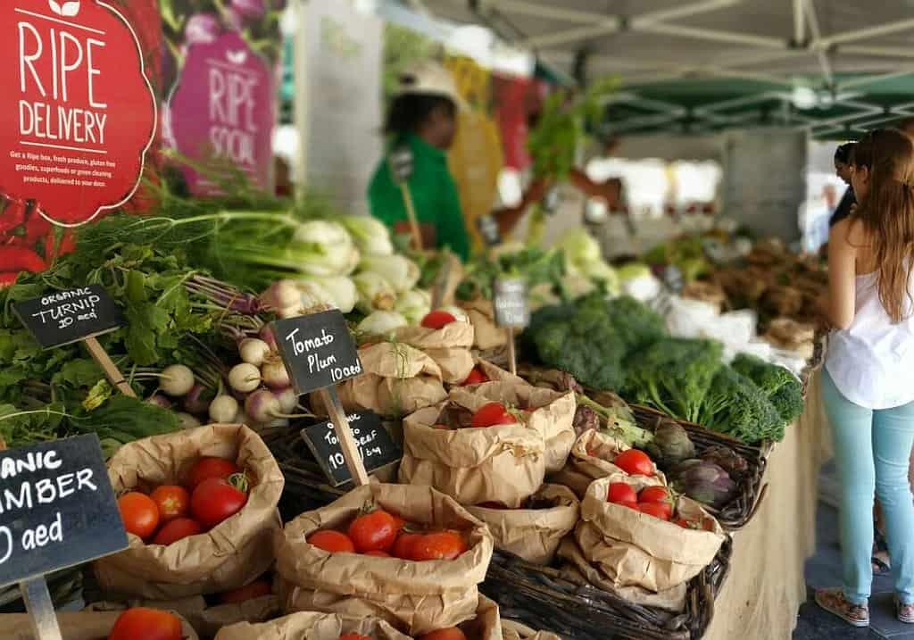 Bio-Markt Dubai Ripe Market