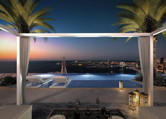 Pooldeck Beach Resort Dubai