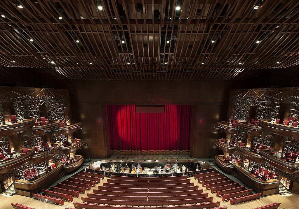 Saal Dubai Opera