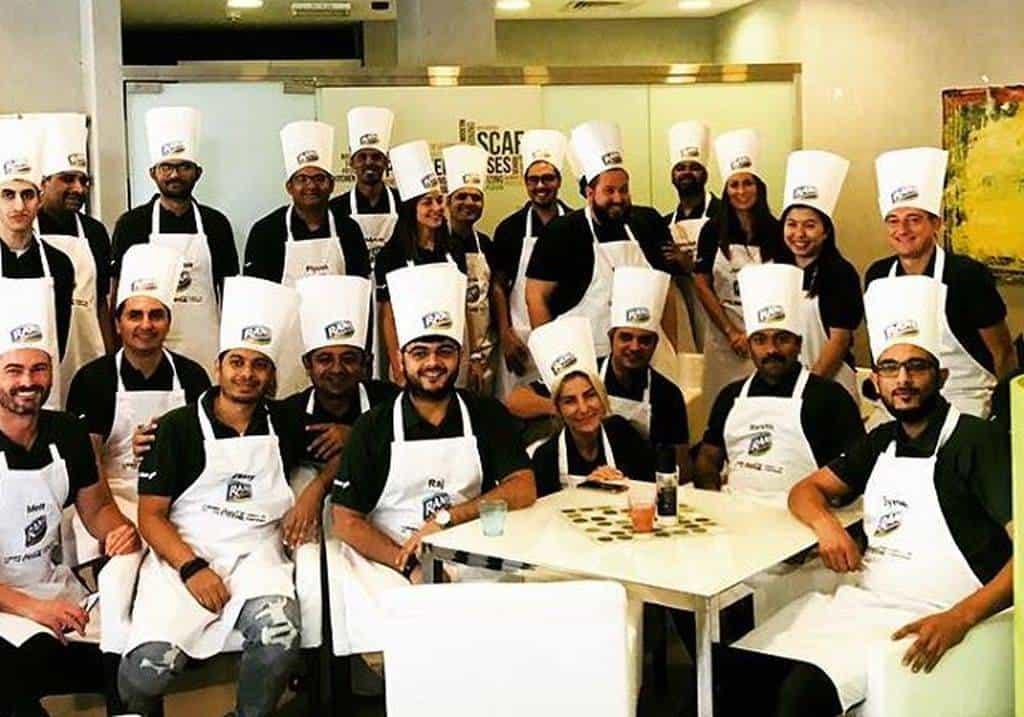 Kochschule Dubai SCAFA