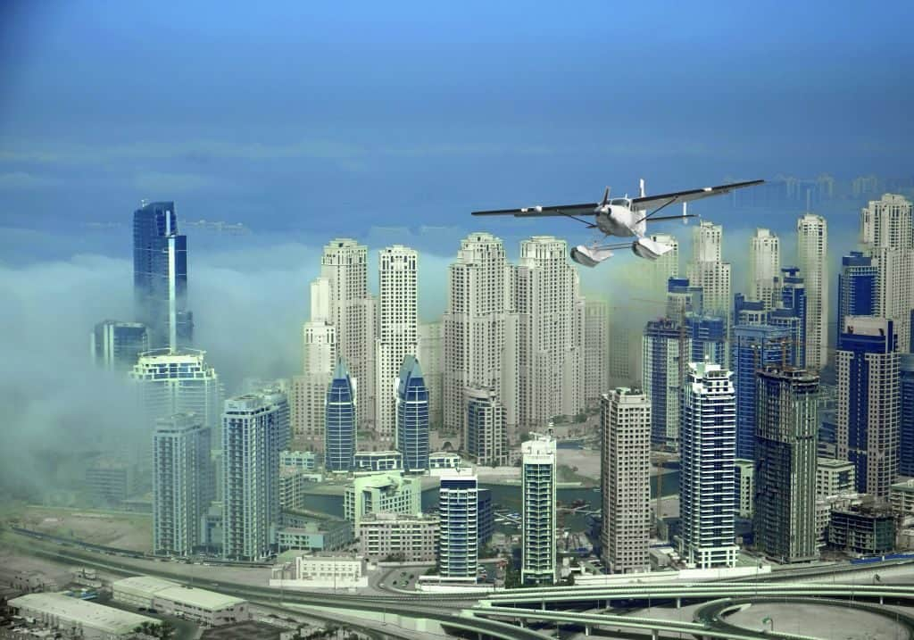 Ausflug Wasserflugzeug Dubai