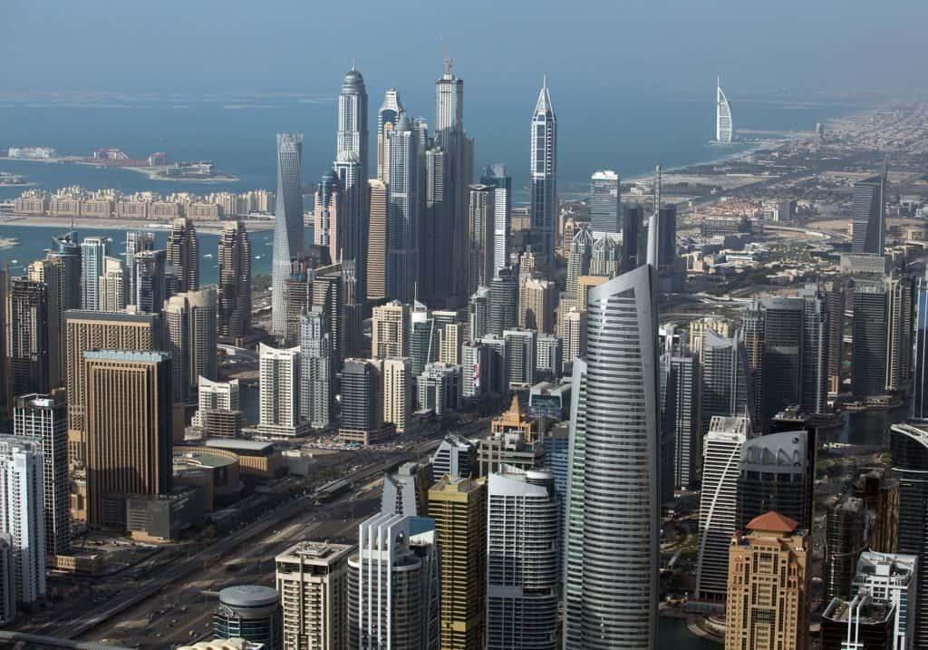 Wasserflugzeug Dubai