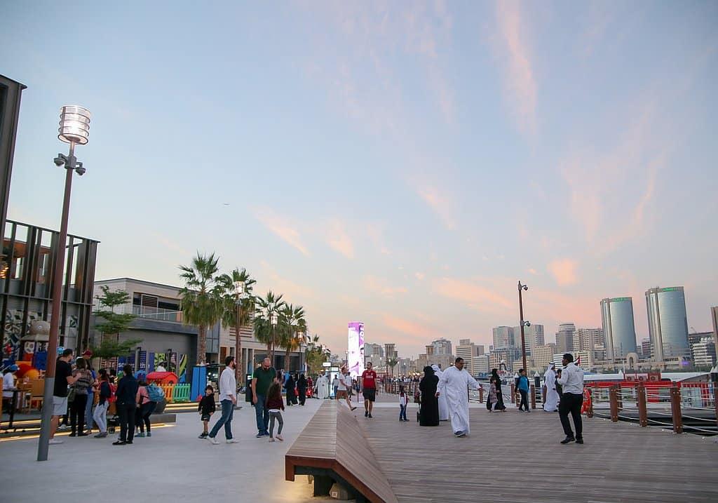 Seef Promenade Dubai