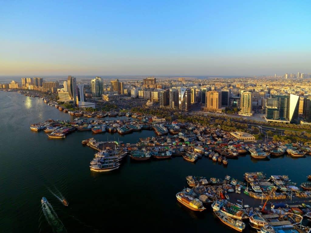 Wasserflugzeugtour Dubai