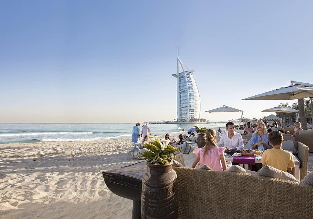 Restaurant am Burj Al Arab