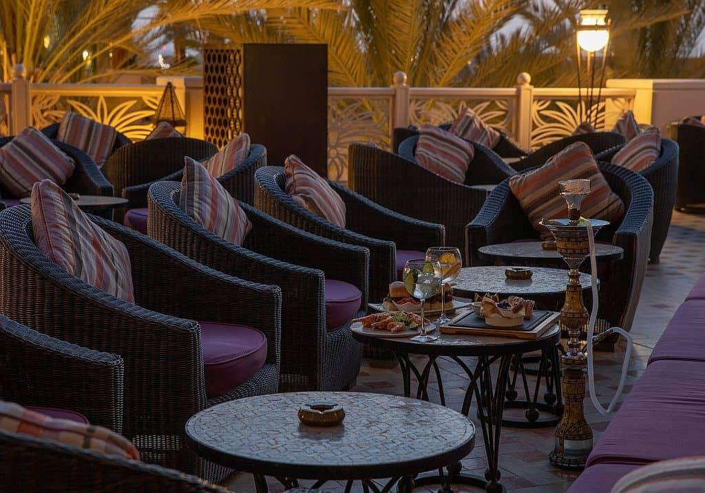 Shisha Bar Nachtleben Dubai