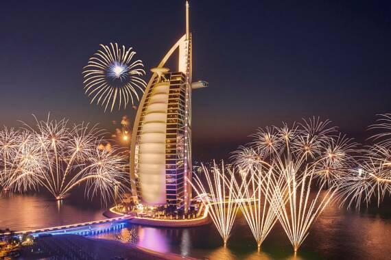 Weihnachten und Silvester 2020 in Dubai
