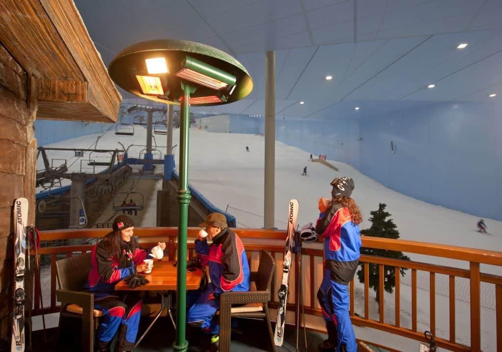 Erholung Ski Dubai