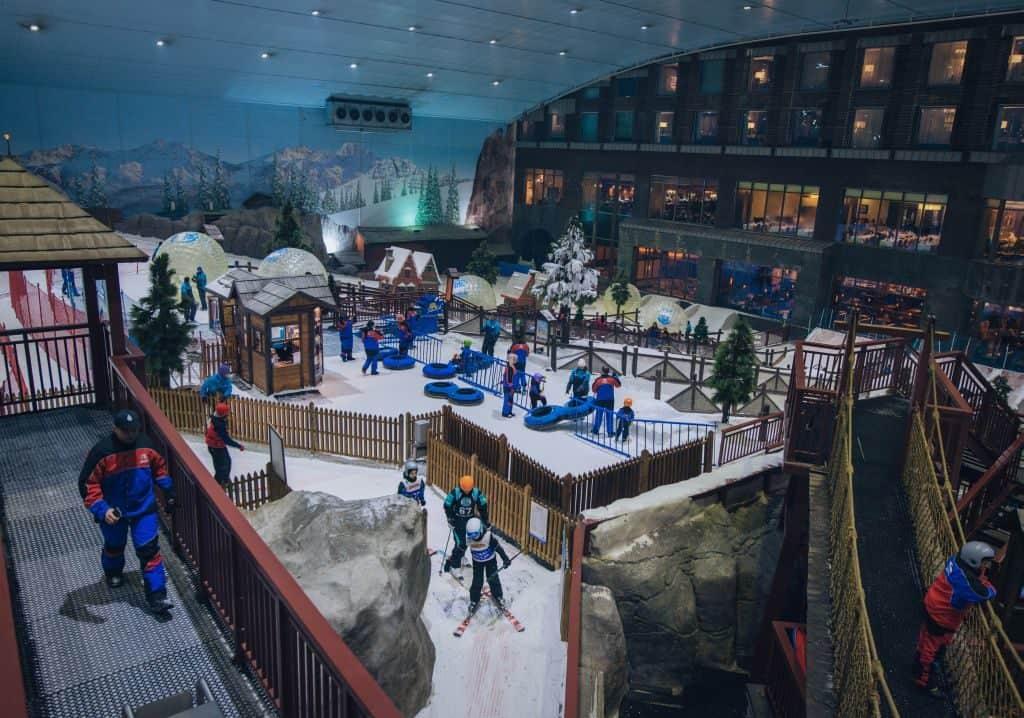 Schneepark Ski Dubai