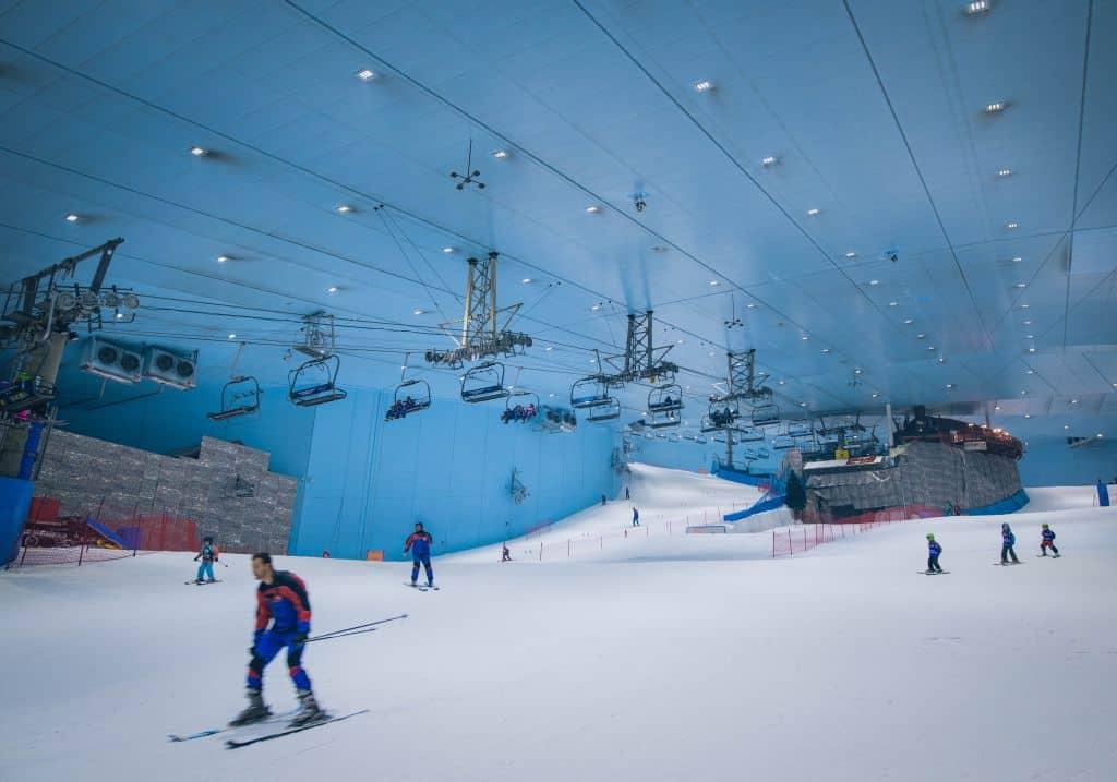 Piste Ski Dubai