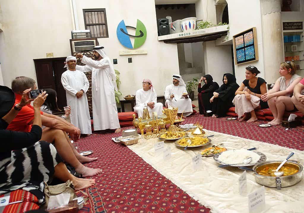Mittagessen SMCCU Dubai