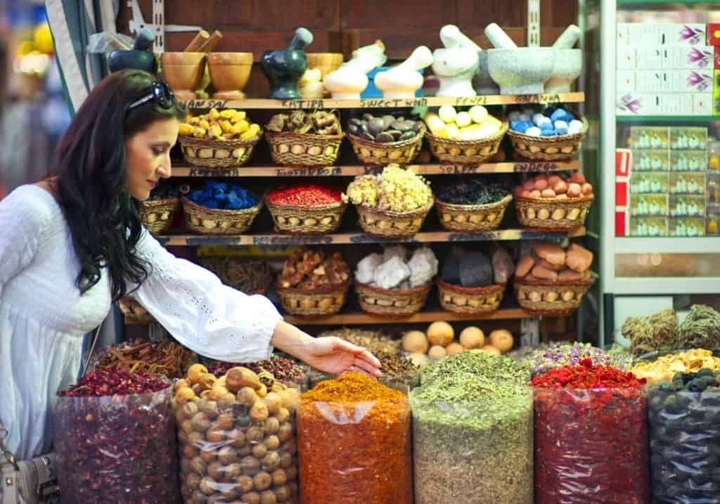 Shopping Gewürzsouk Dubai