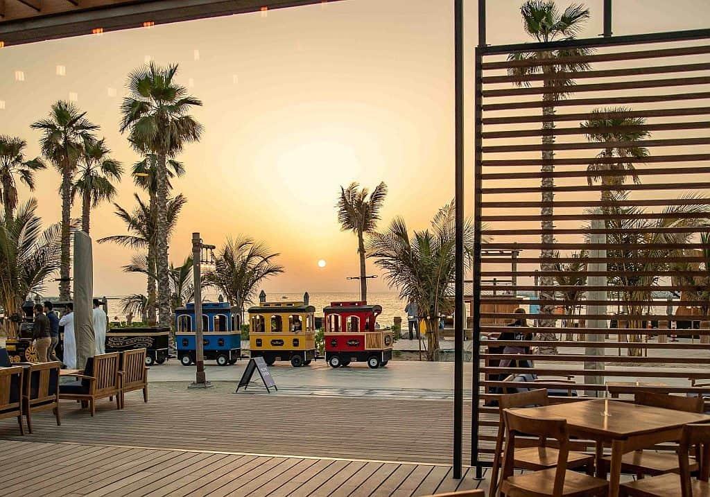 Dubai öffentliche Strände für Kinder La Mer