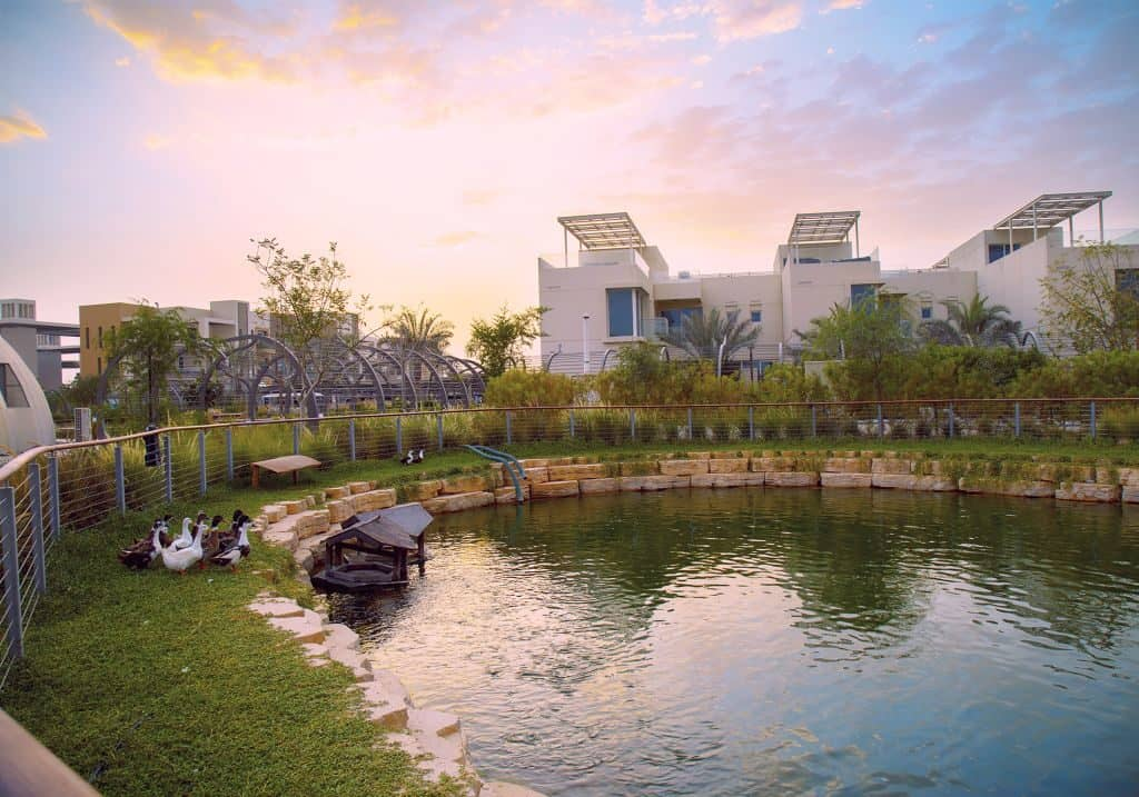 The Sustainable City Dubai