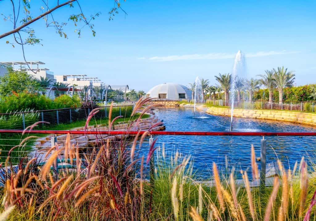 die nachhaltige Stadt Dubai