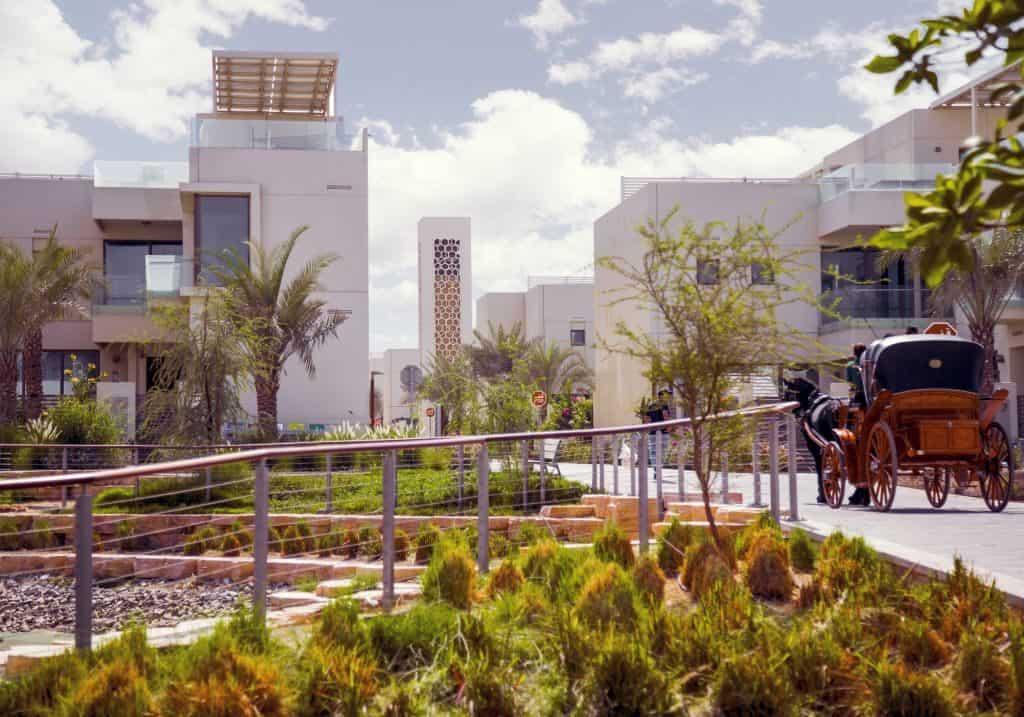 nachhaltige Stadt Dubai