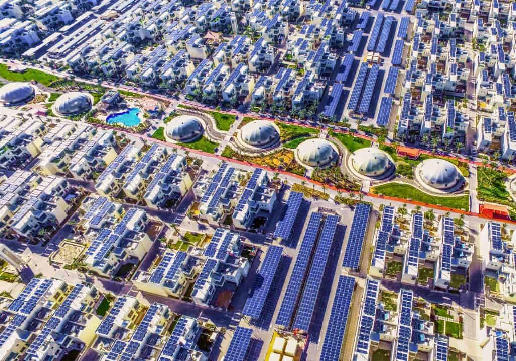 Sustainable city overview