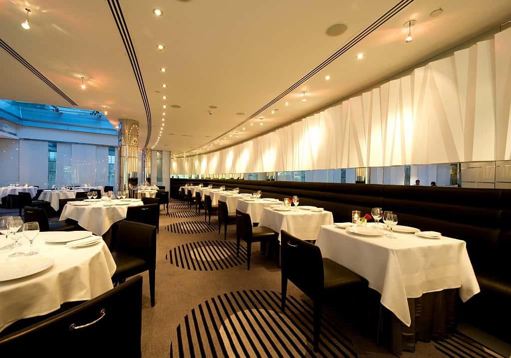 Table 9 Deira Restaurant