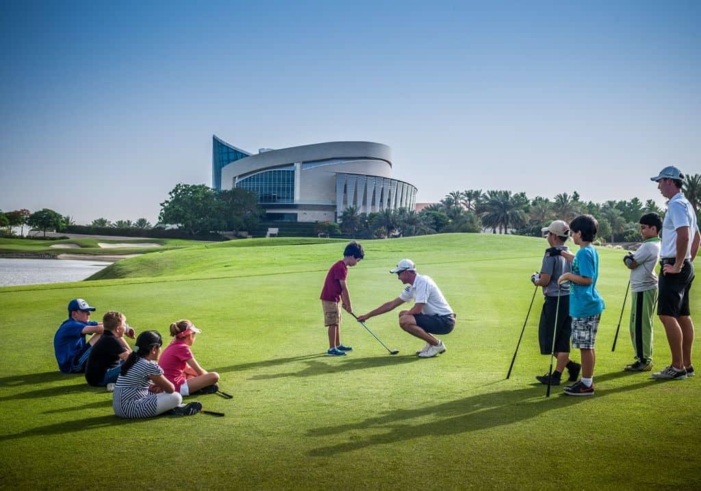 Golfkurse in Dubai