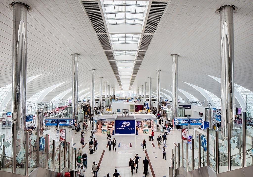 Terminal DXB