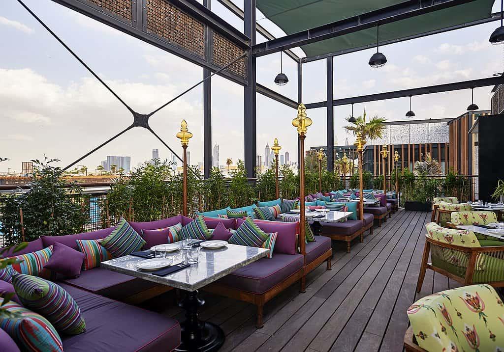 Indisches Restaurant Dubai