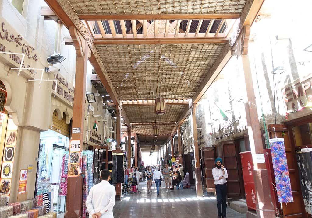 Old Souk Bur Dubai
