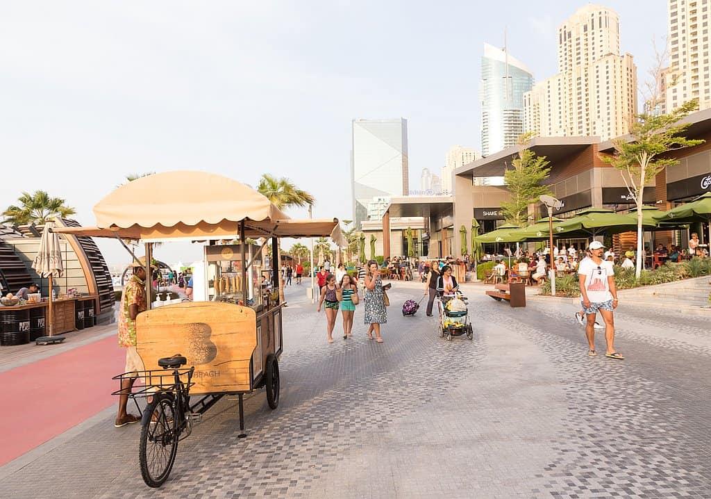 The Beach Dubai Promenade