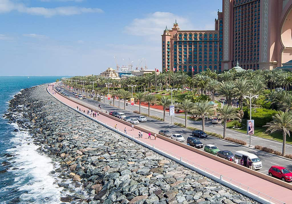 The Boardwalk Dubai